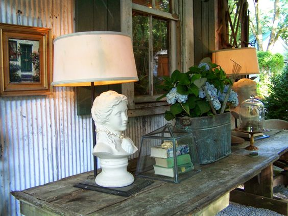 TARA DILLARD: Lamps in the Garden: