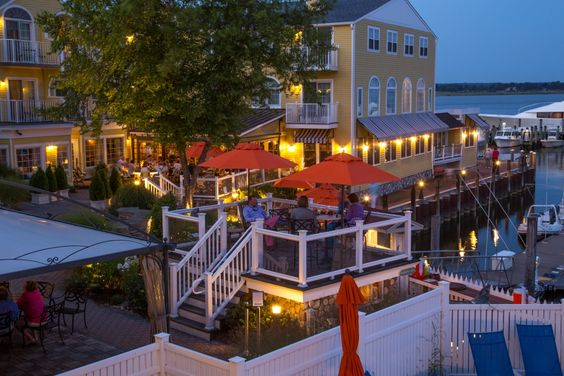 Top 25 Most Gorgeous & Delicious Outdoor Dining Spots in Connecticut - The Connecticut Table - June 2015