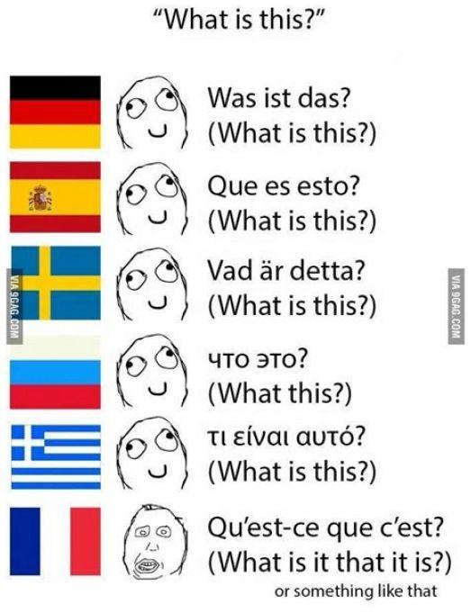 9gag Deutsche Sprache In 2021 Language Jokes Meaningful Quotes How To Speak French