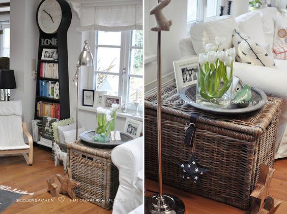 SeelenSachen: Wohnzimmer-Deko
