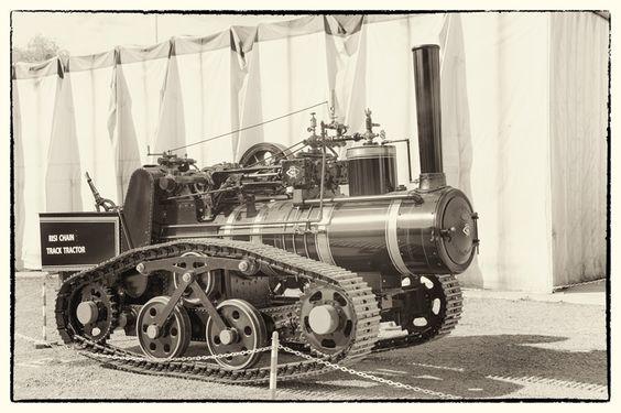 locomotiva strardale cingolata Hornsby