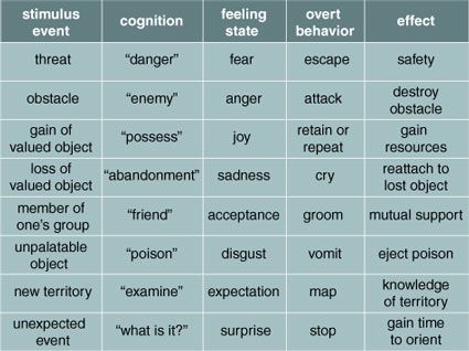 The Nature of Emotions