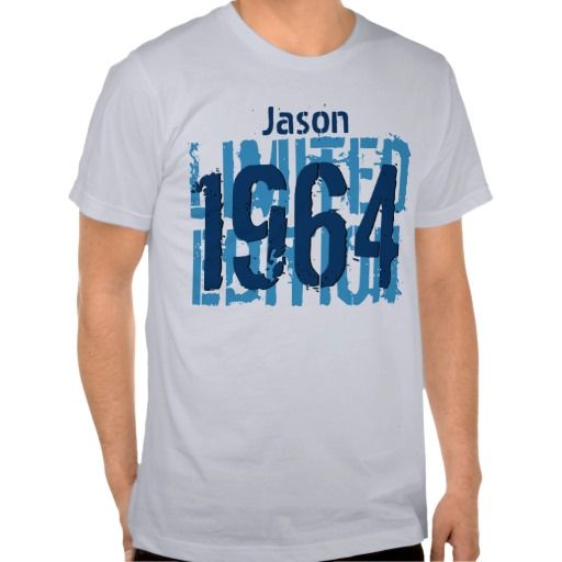 =>>Cheap          50th Birthday Gift 1964 Limited Edition V02 Tee Shirts           50th Birthday Gift 1964 Limited Edition V02 Tee Shirts We provide you all shopping site and all informations in our go to store link. You will see low prices onThis Deals          50th Birthday Gift 1964 Limi...Cleck See More >>> http://www.zazzle.com/50th_birthday_gift_1964_limited_edition_v02_tshirt-235215107994804353?rf=238627982471231924&zbar=1&tc=terrest