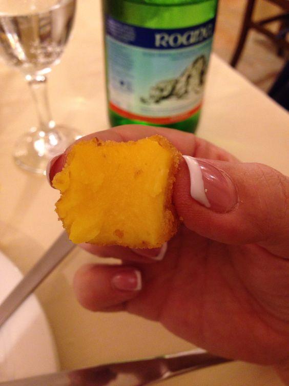 Crema fritta di Ascoli Piceno