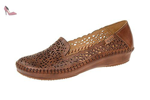 Chile 01g_i17, Mocassins (Loafers) Homme, Marron (Olmo), 40 EUPikolinos