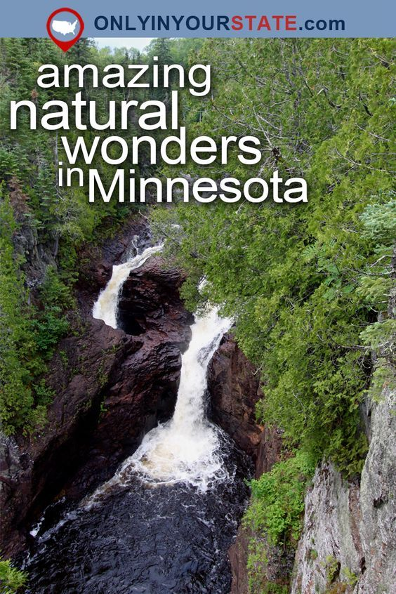 Here Are The 10 Most Astonishing Natural Wonders In Minnesota Minnesota Travel Midwest Travel Minnesota Attractions
