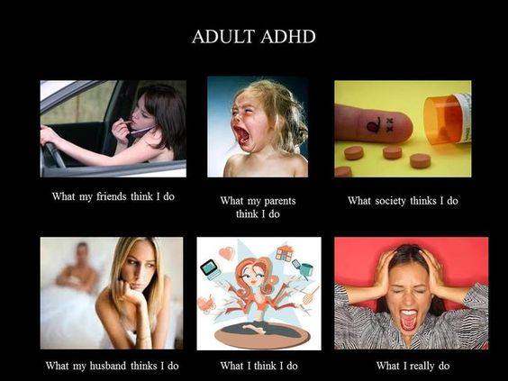 relationship with adhd women