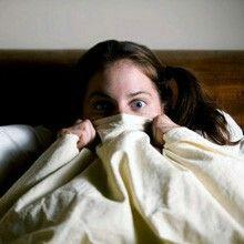 Fear of sleep - hypnophobia (somniphobia)