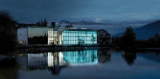 Pierre Arnaud Foundation: A New Art Temple - Fundación Pierre Arnaud: Un nuevo templo para el arte.  http://goo.gl/zNuPgE