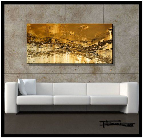 """MODERN CANVAS WALL ART, Painting-""""CROSSROADS"""" Limited Edition, Hand Embellished, Giclee on canvas, Textured Abstract Painting 48 x 24 x 1.5  - Click image twice for more info - See a larger selection of wall paintings at http://www.zbestsellers.com/level.php?node=106&title=oil-paintings - home, home decor, home ideas, wall decor, oil paintings, gift ideas ..."""