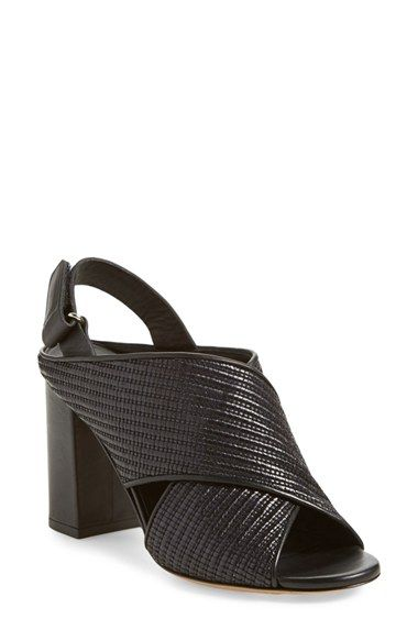 Vince 'Faine' Slingback Sandal (Women) available at #Nordstrom