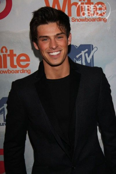 Adam Gregory...no idea who this guy is, honestly, but he's the closest match to what I imagine Christian Grey would look like...especially that smile...MELTS.