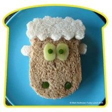 Sheep sandwich