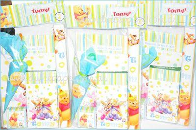 Dulce Papel: Winnie Pooh