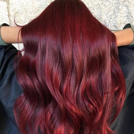 The 45 Hottest Red Hair Color Ideas To Ask For In 2021 Hair Com By L Oreal In 2020 Red Hair Color Short Bright Red Hair Hair Color Burgundy