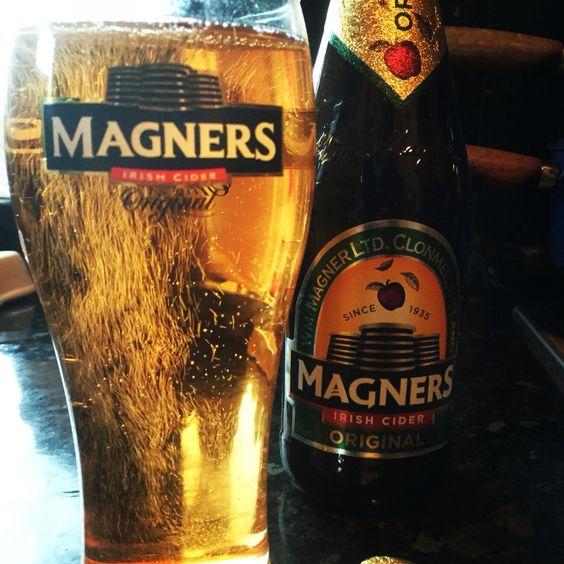 Magners Irish cider: