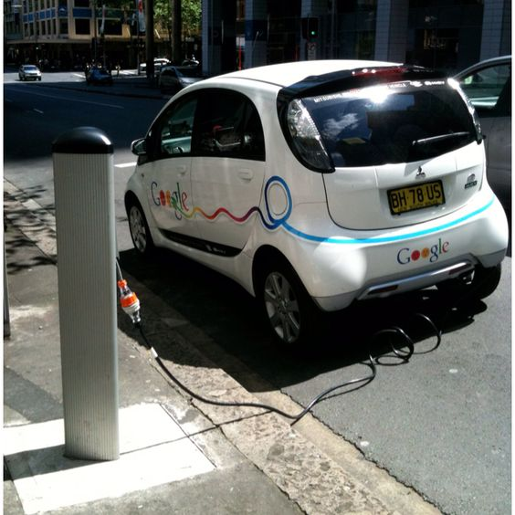 Pictures Of Electric Cars