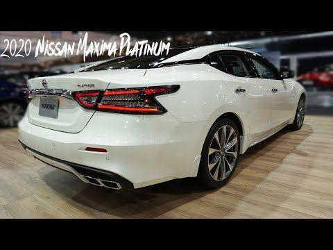 2020 Nissan Maxima Platinum Exterior And Interior Walkaround Youtube Nissan Maxima Nissan Maxima