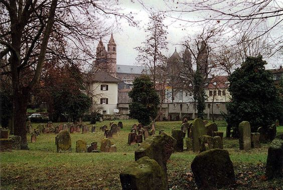 Jewish Cemetery in Worms – Worms, Germany - Atlas Obscura