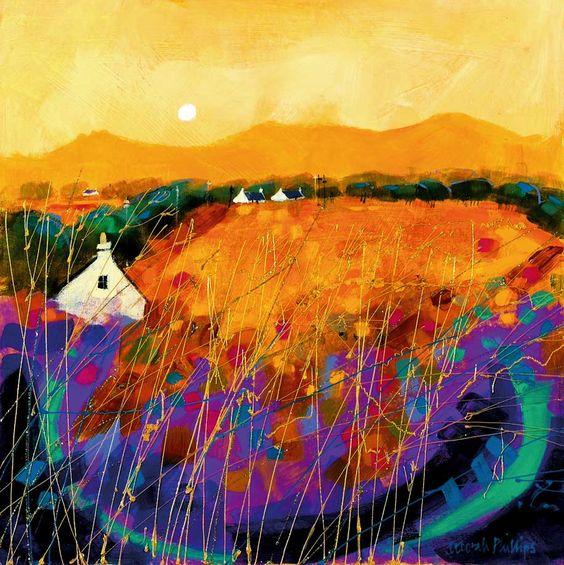 Ayrshire Gold by Deborah Phillips