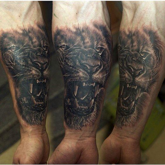 Tattoo shading!