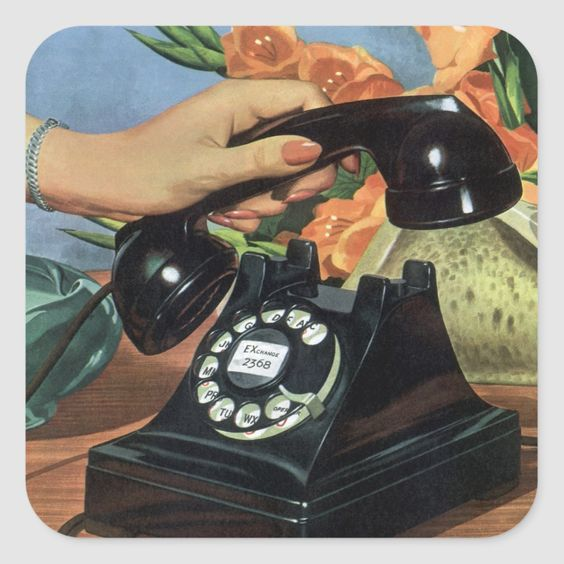 Telefoontjes van de doden