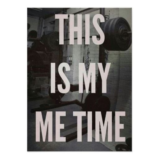 Motivational Bodybuilding Gym Poster