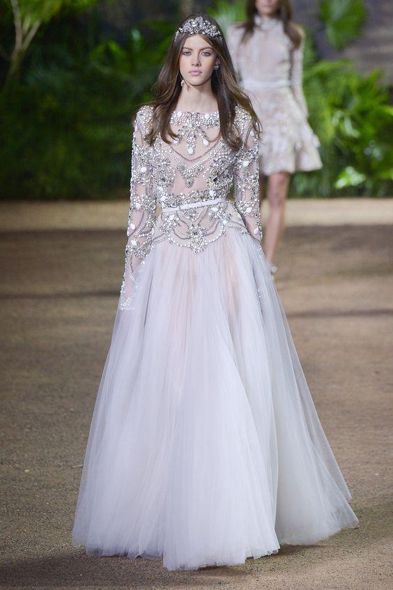 Elie Saab Haute Couture Frühjahr/Sommer 2016
