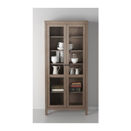 Natural Hemnes And Cabinets On Pinterest