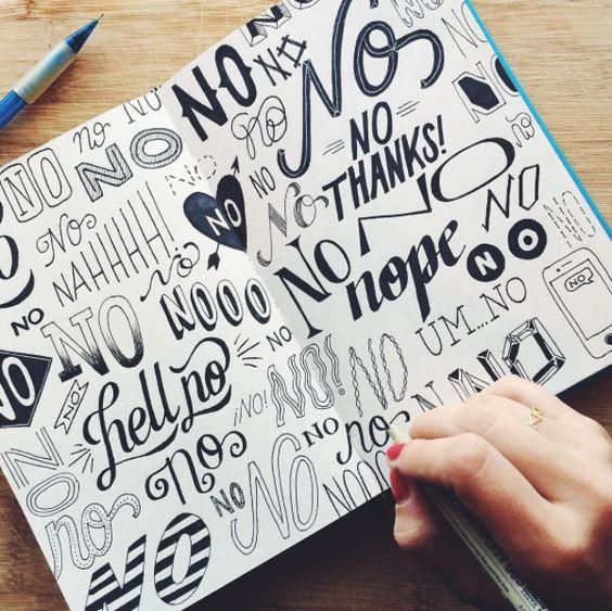hand-lettering-for-beginners  #RePin by AT Social Media Marketing - Pinterest Marketing Specialists ATSocialMedia.co.uk