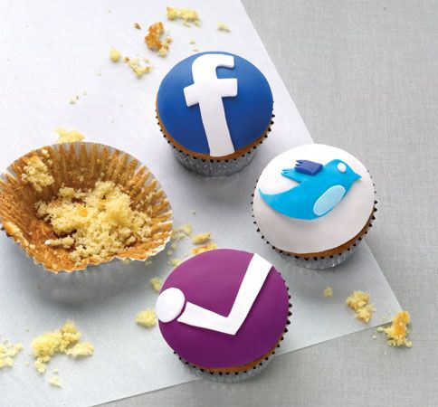 Social Media Cupcakes...what's your flavor?
