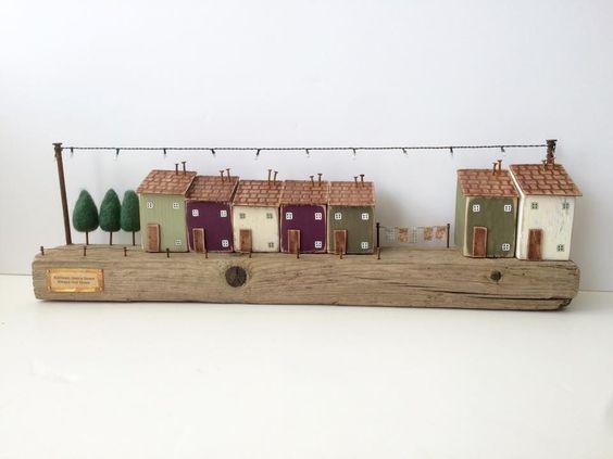 Tildy's room houses