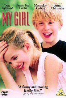 ✔ My Girl (1991) - watched in santa barbara with lovely flatmates gahh