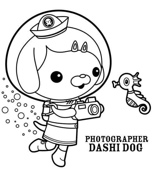 Free Printable Octonauts Coloring Pages In 2020 Coloring Pages Free Printables Octonauts