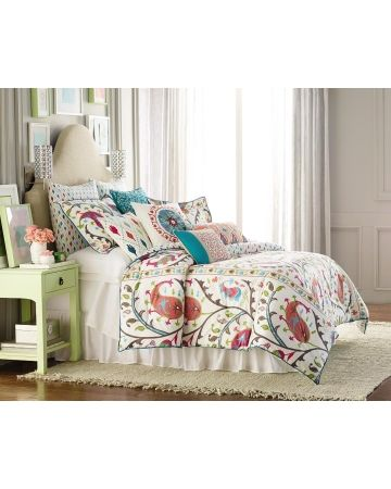 Nina Home at Stein Mart - Beatrice luxury bedding collection