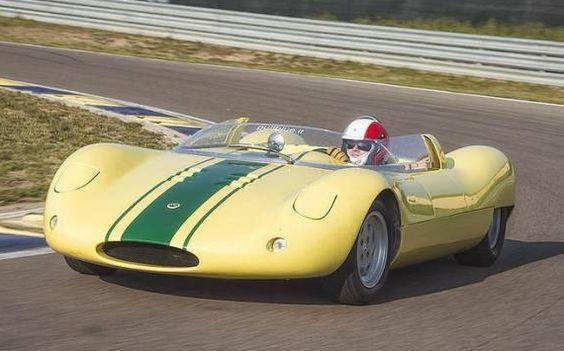 De Sanctis Ford SP 1000 (1964)
