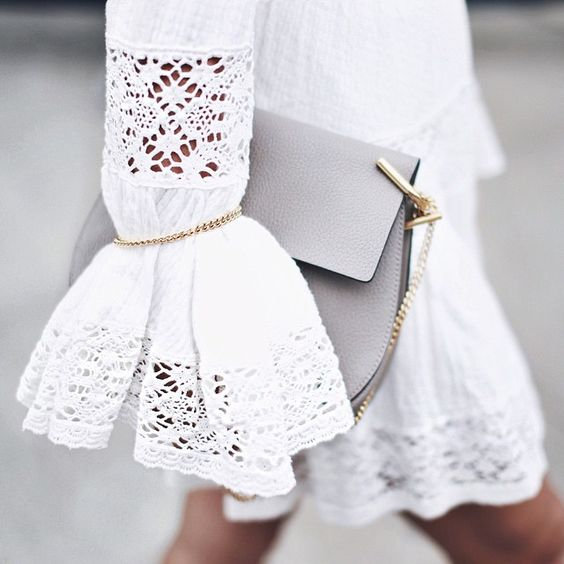 Style Inspiration: Summer Whites (This is Glamorous):