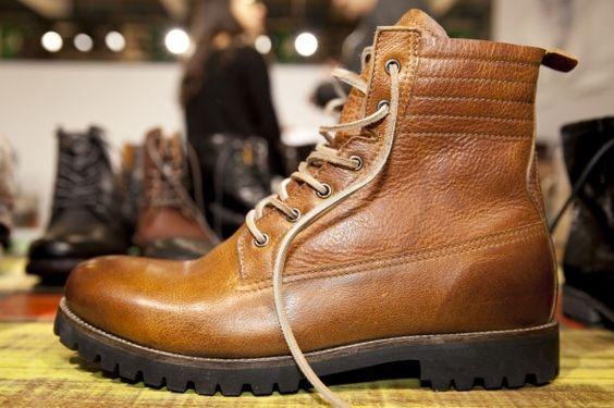 Boots fourrées mouton par Blackstone #mode #homme #chaussures #boots #blackstone #shoes #mensfashion #commeuncamion