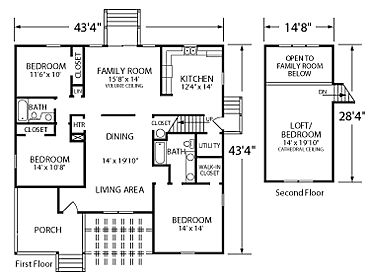 Walter O 39 Brien Home And Home Floor Plans On Pinterest