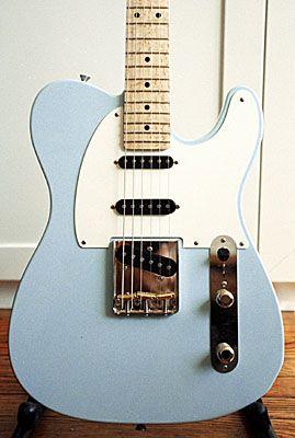 Custom Warmoth Guitar Telecaster