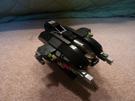 Bricks: BrikWednesday - 9/5/18 Stinger Gunship & Scarab Dropship, by Theblackdog