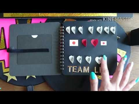 Youtube With Images Birthday Scrapbook Diy Gifts Birthday