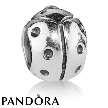Pandora Black Friday 2015 Ladybird Charm Clearance Deals PDR780929CZ