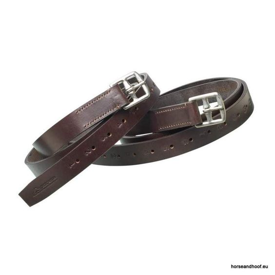 Pampeano Buffalo Stirrup Leathers These stirrup leathers are made from robust…