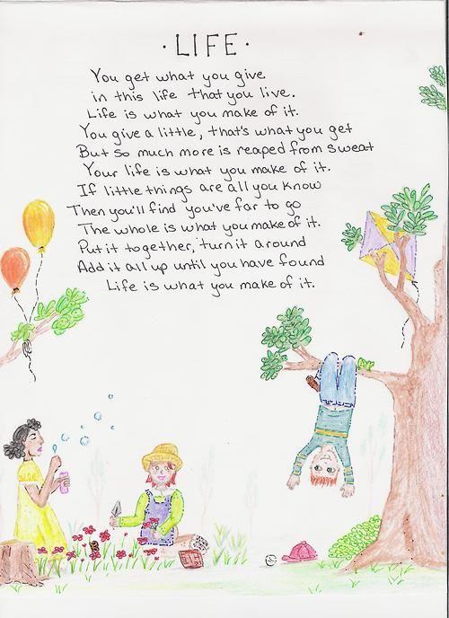 Some Little Words,kids poems,children's illustrators ...