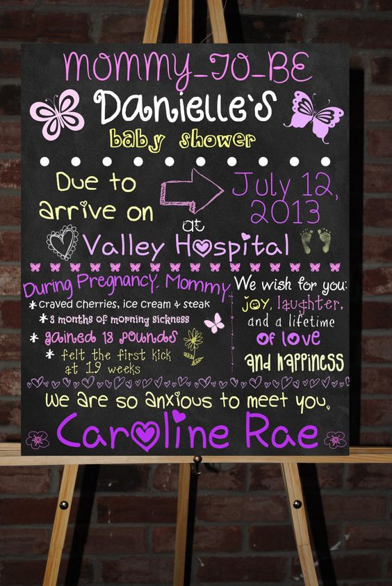 baby shower pinterest baby showers baby shower chalkboard and
