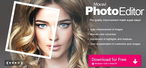Here's to get started on Photo Editing with Movavi Photo Editor. Learn how to edit beautiful photos using many features such as text customization, etc.