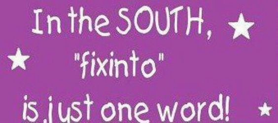 Absolutely! Southern Slang!