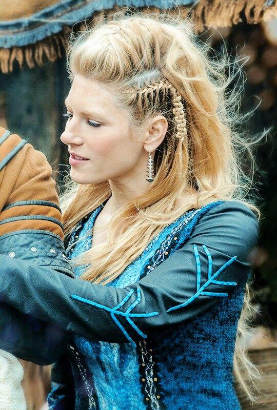 lagertha lothbrok hair - photo #27