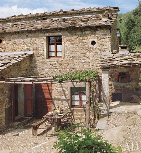 Rustic Italian Villas Rustic Villas And The Building: rustic tuscan house plans